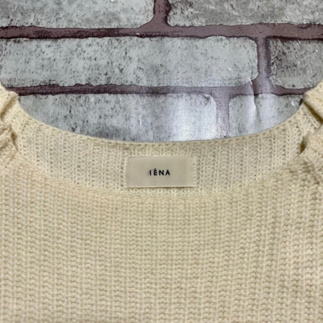 IENA(イエナ)のIENA ニット レディースのトップス(ニット/セーター)の商品写真