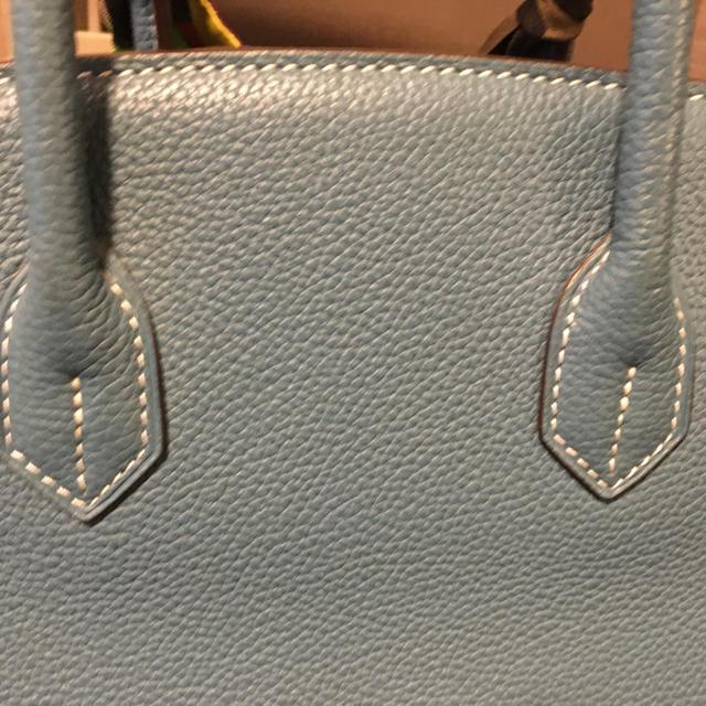 専用 値下げエルメスタイプです!バーキン30フルオーダ品 バーキンタイプ レディースのバッグ(ハンドバッグ)の商品写真