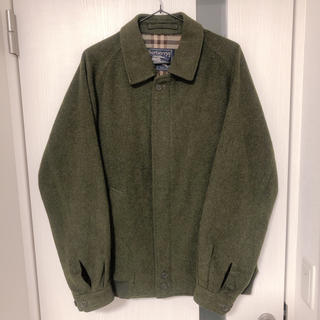 BURBERRY - Burberry vintage Loden Harrington Jacket