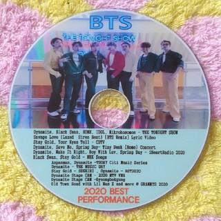 防弾少年団(BTS) - ❤️BTS❤️2020 BEST パフォーマンス DVD