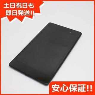 エイスース(ASUS)の良品中古 Nexus 7 2013 16GB Wi-Fi ブラウン (タブレット)