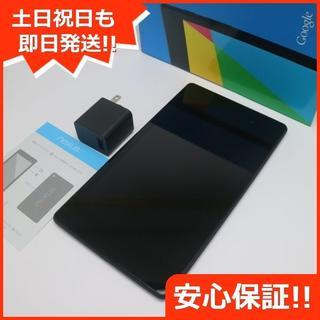 エイスース(ASUS)の超美品 Nexus 7 2013 16GB Wi-Fi ブラウン (タブレット)