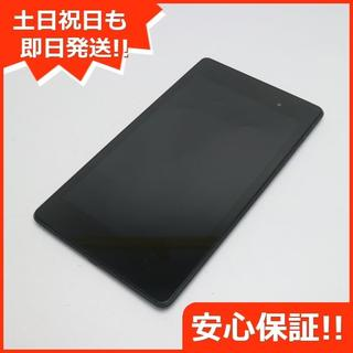 エイスース(ASUS)の美品 Nexus 7 2013 16GB Wi-Fi ブラウン (タブレット)