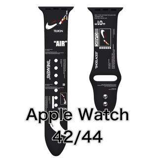 アップルウォッチ(Apple Watch)のApple Watch専用 スポーツバンド ラバーバンド(ラバーベルト)