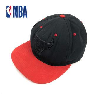 ミッチェルアンドネス(MITCHELL & NESS)の【MITCHELL&NESS×NBA】Chicago Bulls キャップ(キャップ)