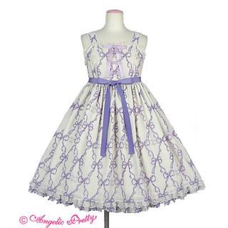 Angelic Pretty - sweetie ribbon アイボリー