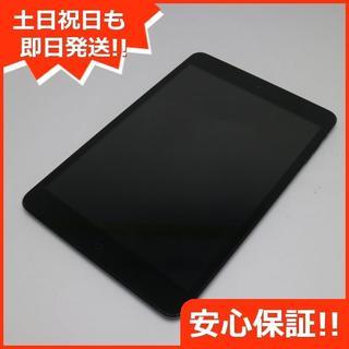 アップル(Apple)の美品 iPad mini Wi-Fi32GB ブラック (タブレット)