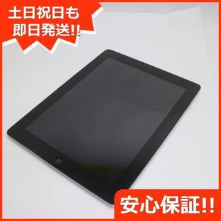 アップル(Apple)の美品 iPad第3世代Wi-Fi64GB ブラック (タブレット)