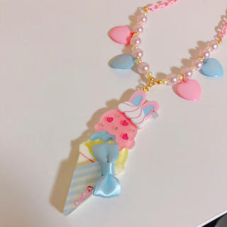 Angelic Pretty - ice cream parlor ネックレス