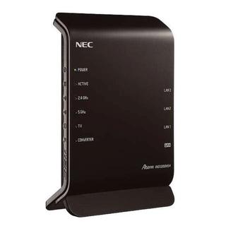 NEC Aterm PA-WG1200HS4 ルーター