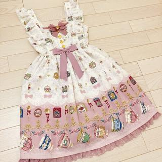 Angelic Pretty - Rose Tea Garden ローズティーガーデン jsk