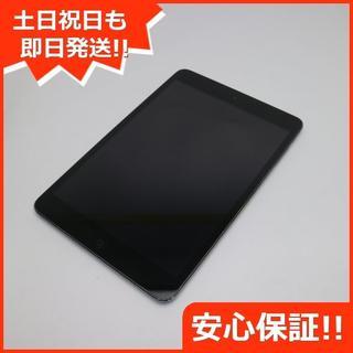 アップル(Apple)の美品 iPad mini Retina Wi-Fi 16GB スペースグレイ (タブレット)