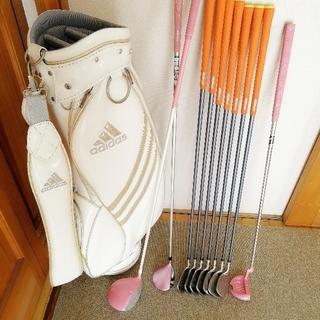 adidas - レディース・ゴルフクラブセット