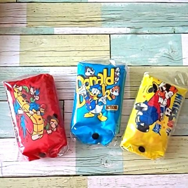 Disney(ディズニー)の新品 ディズニーエコバッグ 3個セット レディースのバッグ(エコバッグ)の商品写真