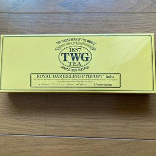 高級紅茶 TWG ブラックティー15個(茶)