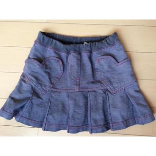 サンカンシオン(3can4on)の3can4on スカート型キュロット 110cm(パンツ/スパッツ)
