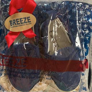 ブリーズ(BREEZE)の新品未使用 靴 14.5cm(スニーカー)