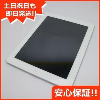 アップル(Apple)の美品 iPad第3世代Wi-Fi16GB ホワイト (タブレット)