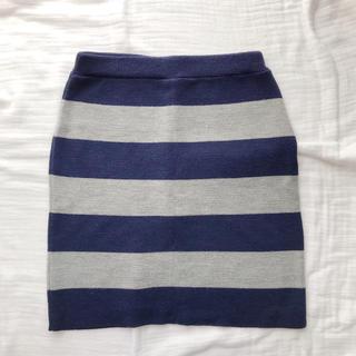 カプリシューレマージュ(CAPRICIEUX LE'MAGE)のCapricious lemace スカート(ひざ丈スカート)