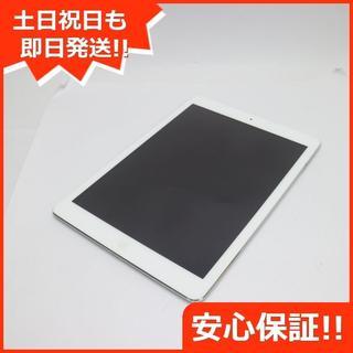 アップル(Apple)の美品 iPad Air Wi-Fi 64GB シルバー (タブレット)