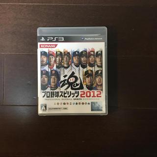 コナミ(KONAMI)のプロ野球スピリッツ2012 PS3(その他)