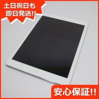 アップル(Apple)の新品同様 iPad Air Wi-Fi 128GB シルバー (タブレット)