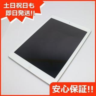アップル(Apple)の美品 iPad Air Wi-Fi 16GB シルバー (タブレット)