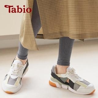 靴下屋 - 新品 Tabio✨タビオ 60デニール 綿混コットンブレンド 10分丈 レギンス