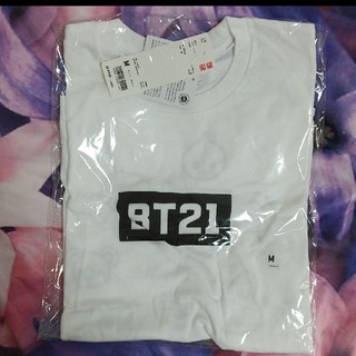 UNIQLO - BT21 Tシャツ M