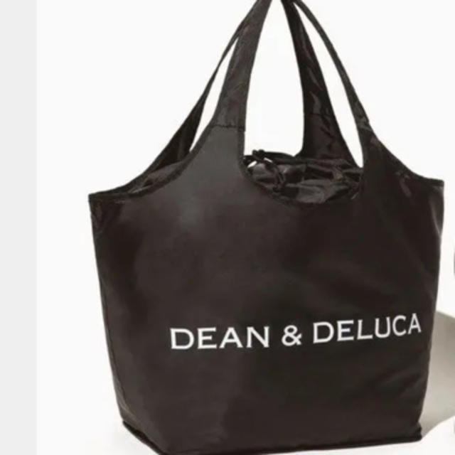 DEAN & DELUCA(ディーンアンドデルーカ)のGLOW2020年8月号 付録 DEAN & DELUCA レジカゴバッグ レディースのバッグ(エコバッグ)の商品写真