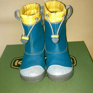 キーン(KEEN)のkeen長靴 17㎝(長靴/レインシューズ)