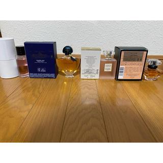 CHANEL - CHANEL、ディオール、ランコム、ゲラン 香水セット