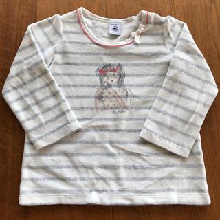 プチバトー(PETIT BATEAU)のプチバトー ロンT(Tシャツ/カットソー)