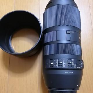 SIGMA - シグマ  100-400mm F5-6.3 DG OS HSM キャノン