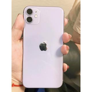 Apple - iPhone11パープル256G本体中古品