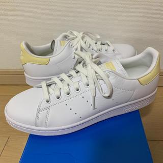 adidas - アディダス スタンスミス US8 26.0 ホワイト イエロー