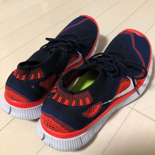 NIKE(ナイキ)のNIKE FREE ランニングシューズ レディースの靴/シューズ(スニーカー)の商品写真
