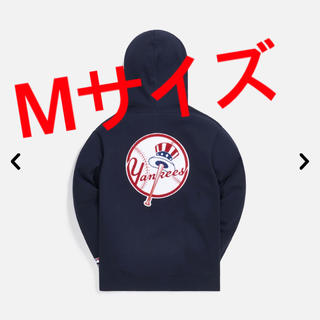 Supreme - KITH FOR  YANKEES CLASSIC LOGO HOODIE