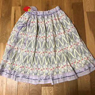 franche lippee - 新品 フランシュリッペ アイスクリーム柄スカート