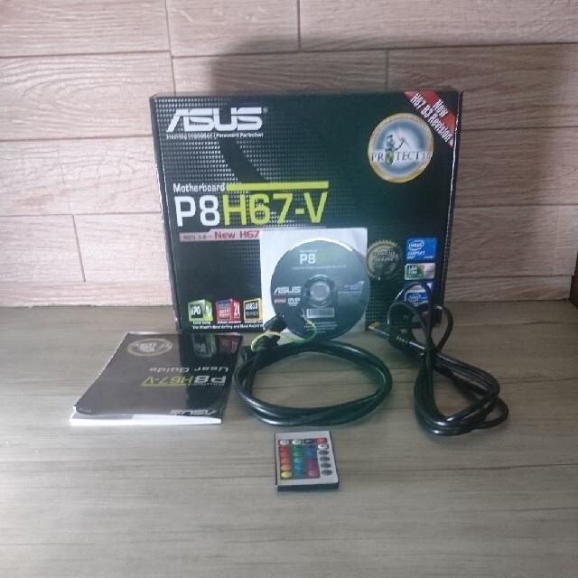 ゲーミングPC CPUi7/2600k Win10 スマホ/家電/カメラのPC/タブレット(デスクトップ型PC)の商品写真