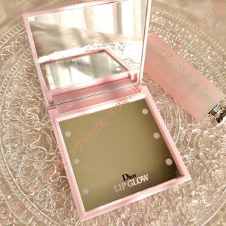 Christian Dior - 【新品未開封】ディオール 女優ミラー ノベルティー LED 手鏡 限定非売品