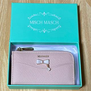 ミッシュマッシュ(MISCH MASCH)のMISCH MASCH  キーケース スマートケース L字ファスナー 67305(キーケース)
