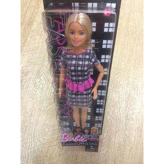 バービー(Barbie)のバービー人形 ファッショニスタ(ぬいぐるみ/人形)