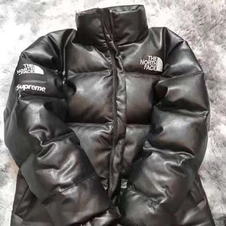 THE NORTH FACE - Supreme The North Face Leather Nuptse