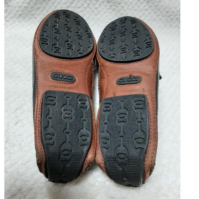 Gucci(グッチ)のGUCCI ドライビングシューズ ビットローファー メンズの靴/シューズ(スリッポン/モカシン)の商品写真