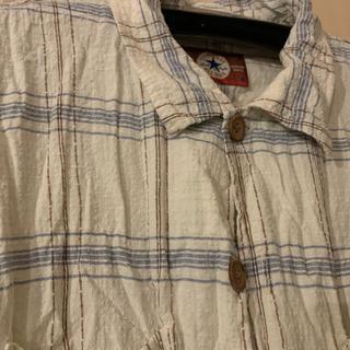 コンバース(CONVERSE)のCONVERSE 古着 シャツ(Tシャツ/カットソー(半袖/袖なし))