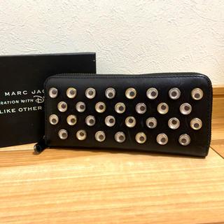 マークバイマークジェイコブス(MARC BY MARC JACOBS)のマークバイ マークジェイコブス アリスコラボ 長財布 ウォレット ディズニー(財布)