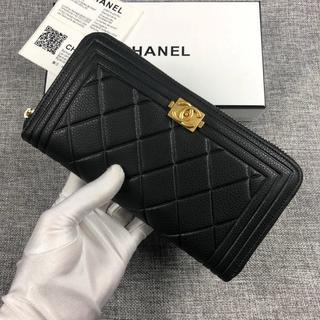 CHANEL - 웃유❖✿綺麗 希少!CHAN..EL 財布