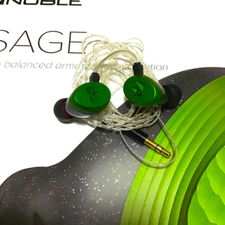 ノーブル(Noble)のNoble Audio Sage (ヘッドフォン/イヤフォン)