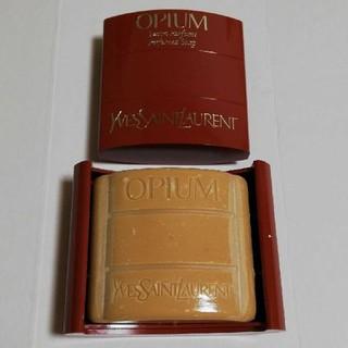 Yves Saint Laurent Beaute - イブサンローラン オピウム 香水石鹸